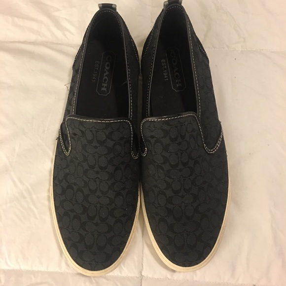 448f247e9b25 Coach Other - 💲PRICE DROP Men s Coach Kenneth Slip On s Size 11